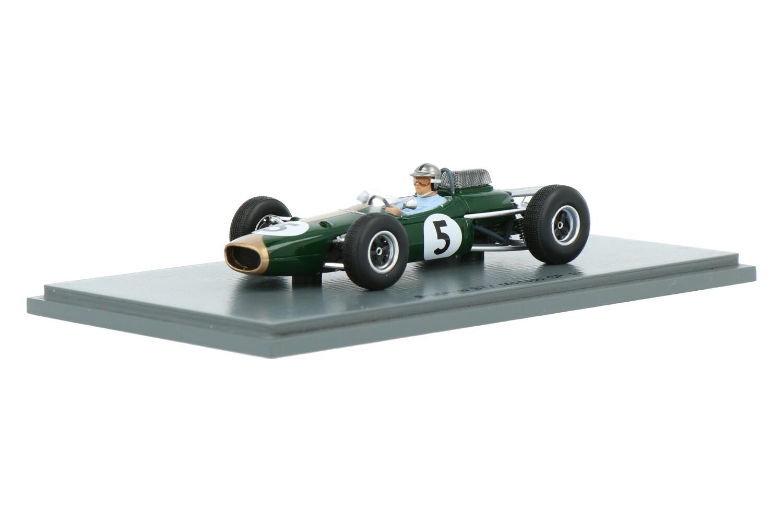 Brabham BT7 - Modelauto schaal 1:43