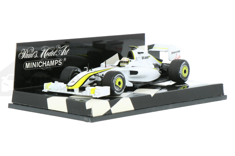 Brawn GP BGP 001 - Modelauto schaal 1:43