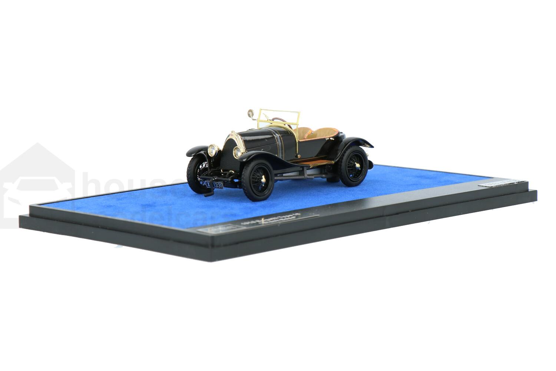 Bugatti 18 Black Bess - Modelauto schaal 1:43
