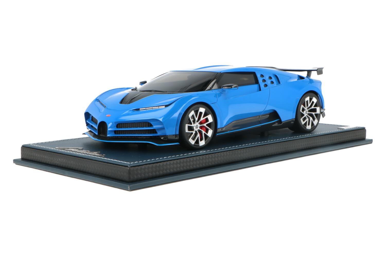 Bugatti Centodieci - Modelauto schaal 1:18