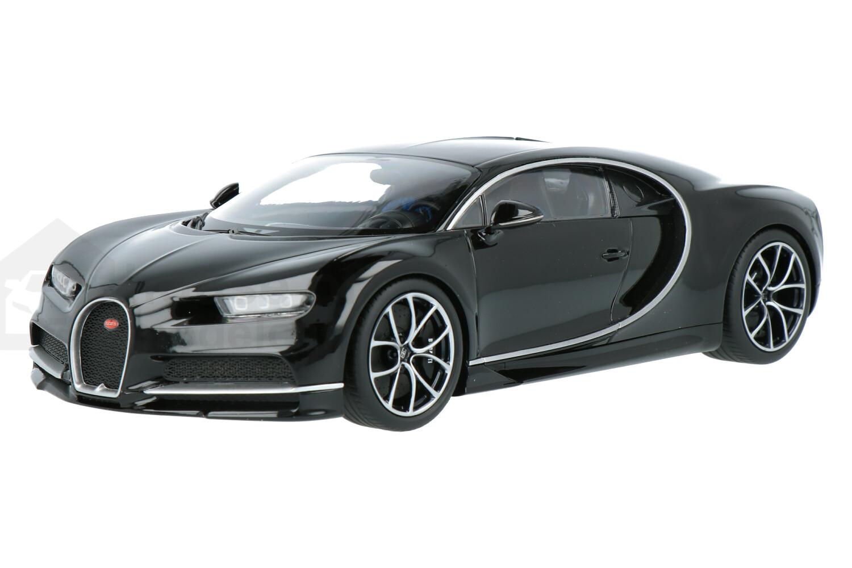 Bugatti Chiron - Modelauto schaal 1:18