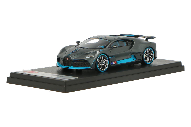 Bugatti Divo The Quail 2018 Configuration - Modelauto schaal 1:43