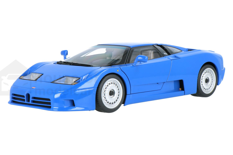 Bugatti EB110 GT - Modelauto schaal 1:18