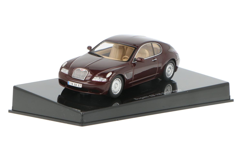 Bugatti EB 118 Genf - Modelauto schaal 1:43