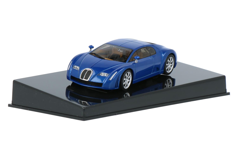 Bugatti EB 18.3 Chiron - Modelauto schaal 1:43