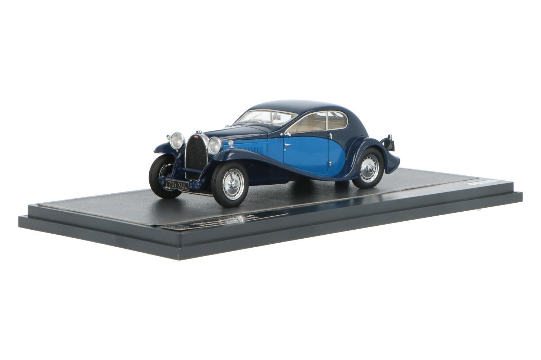 Bugatti Type 46 Superprofile Coupé - Modelauto schaal 1:43