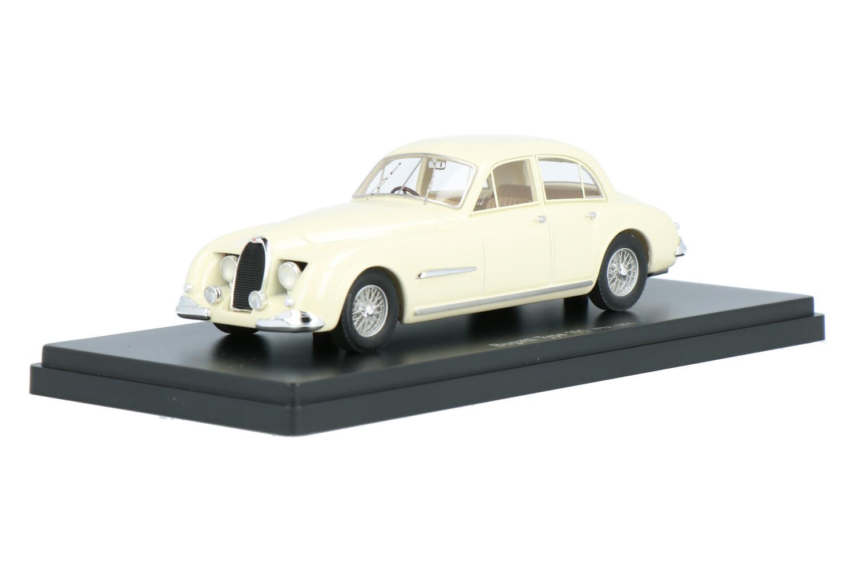 Bugatti Type 101 Lepoix - Modelauto schaal 1:43