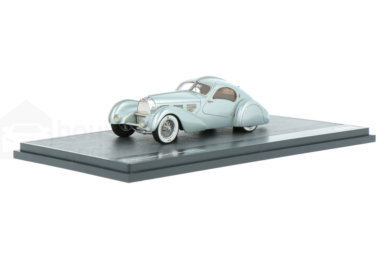 Bugatti Type 75 Aérolithe - Modelauto schaal 1:43