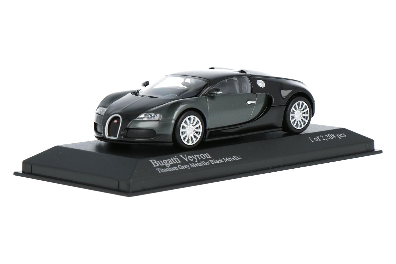 Bugatti Veyron - Modelauto schaal 1:43