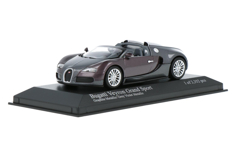 Bugatti Veyron Grand Sport - Modelauto schaal 1:43
