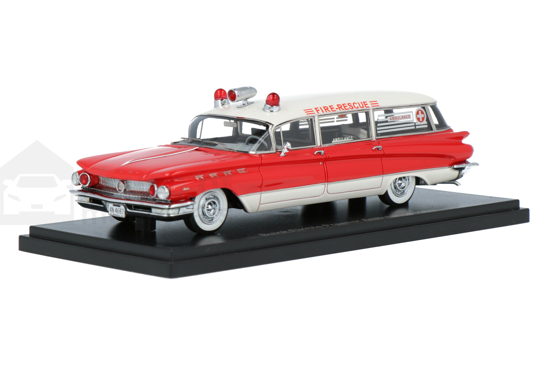Buick Fixible Premier Ambulance - Modelauto schaal 1:43