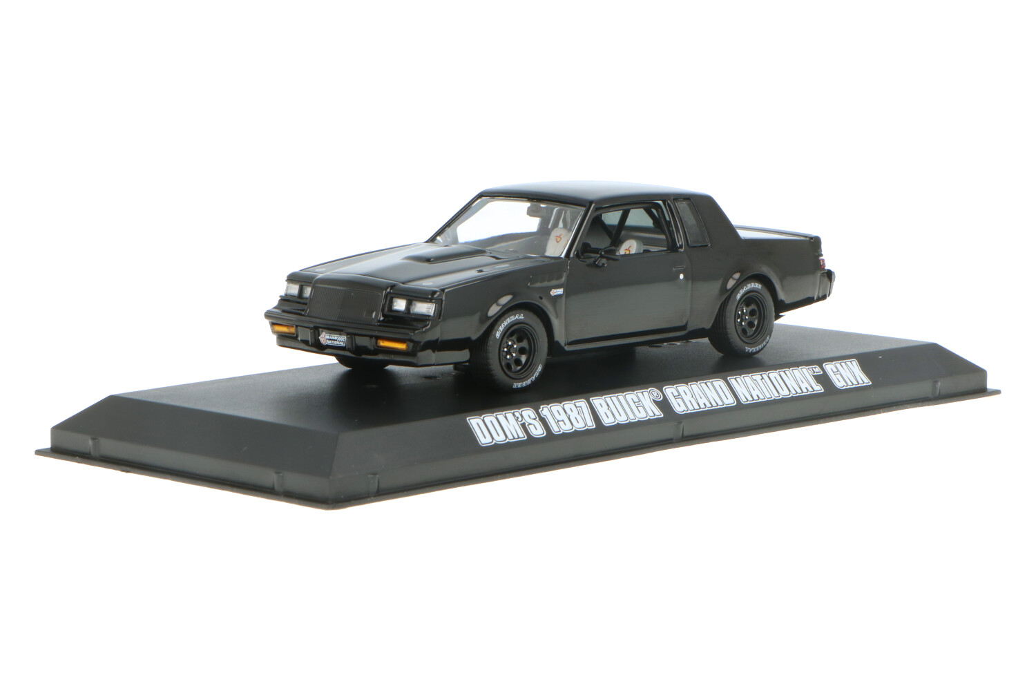 Buick Grand National GNX 'Dom's 1987 Buick' - Modelauto schaal 1:43