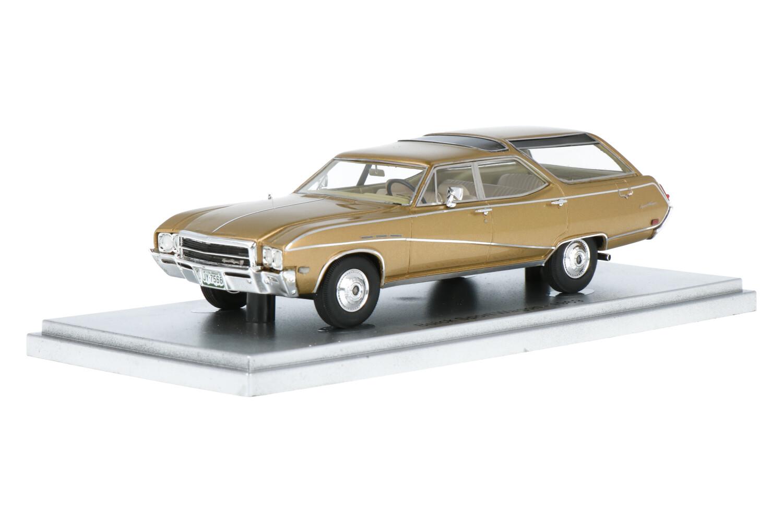 Buick Sport Wagon - Modelauto schaal 1:43