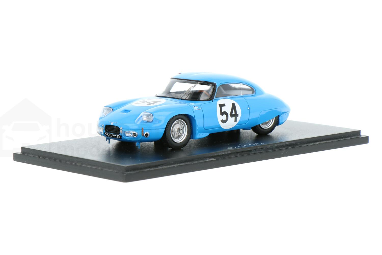 Panhard CD Dyna Coupé - Modelauto schaal 1:43
