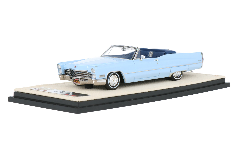 Cadillac Deville - Modelauto schaal 1:43