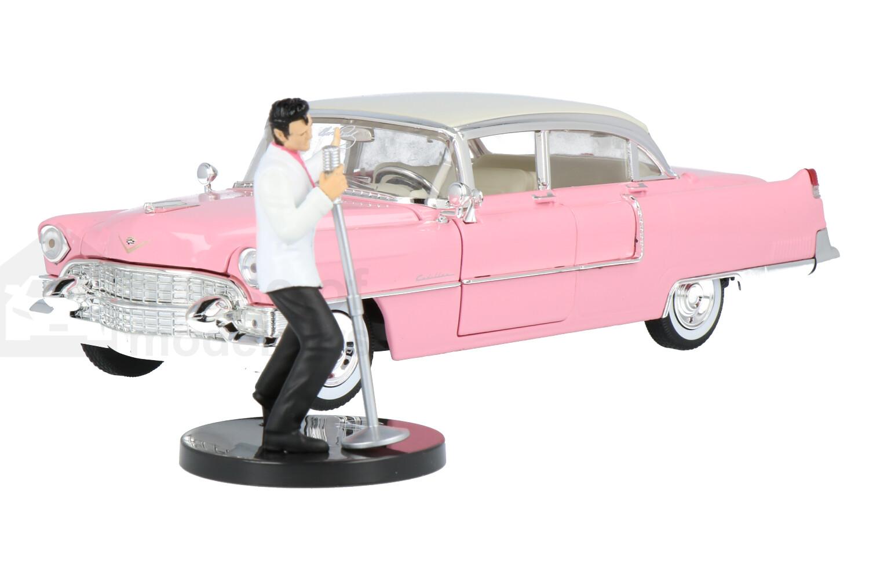 Cadillac Fleetwood - Modelauto schaal 1:24