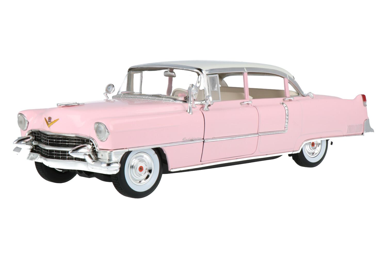 Cadillac Fleetwood Series 60 Elvis Car - Modelauto schaal 1:18