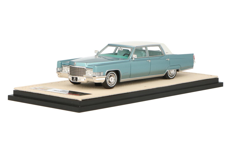 Cadillac Fleetwood Sxtiy Special Brougham - Modelauto schaal 1:43