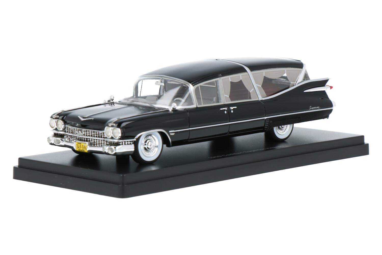 Cadillac Superior Hearse - Modelauto schaal 1:43