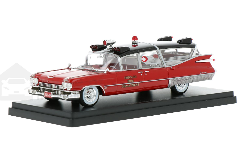 Cadillac Superior - Modelauto schaal 1:43