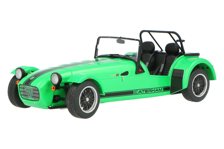 Caterham 275R - Modelauto schaal 1:18