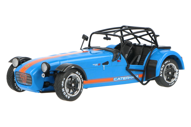 Caterham Seven 275R  - Modelauto schaal 1:18