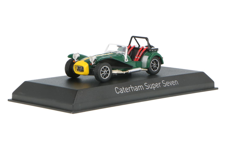 Caterham Super Seven - Modelauto schaal 1:43