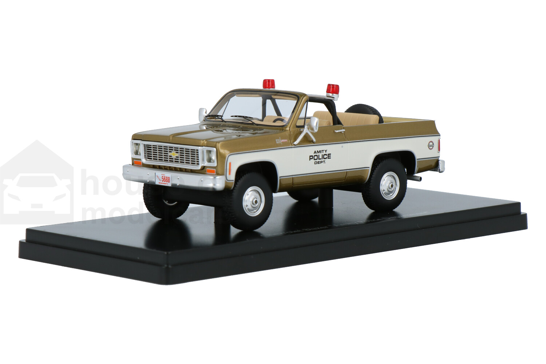 Chevrolet Blazer - Modelauto schaal 1:43