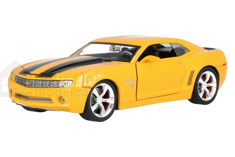 Chevrolet Camaro Concept (Bumblebee) - Modelauto schaal 1:24