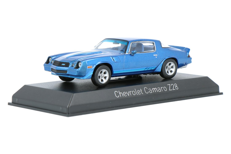 Chevrolet Camaro Z28 - Modelauto schaal 1:43