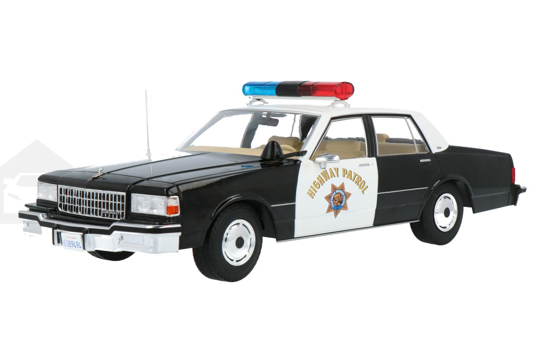 Chevrolet Caprice Highway Patrol - Modelauto schaal 1:18