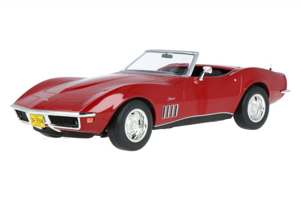 Chevrolet Corvette Convertible House Of Modelcars