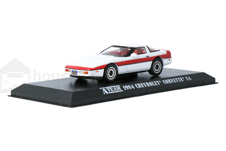 Chevrolet Corvette C4 - Modelauto schaal 1:43