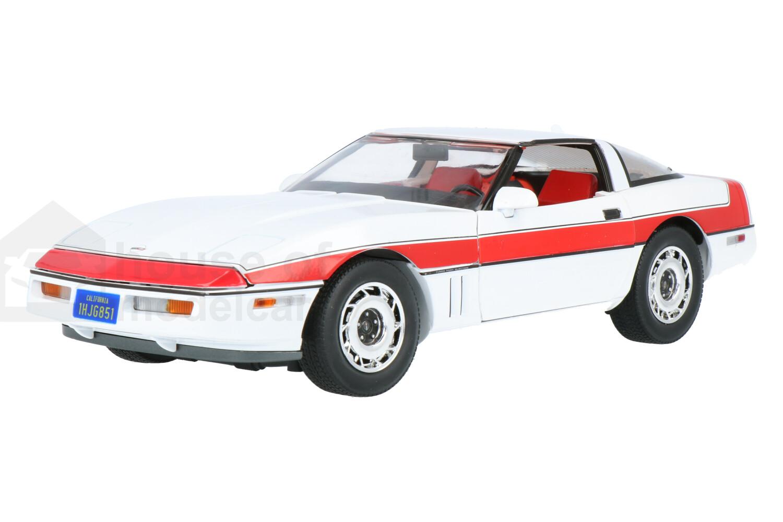Chevrolet Corvette C4 - Modelauto schaal 1:18