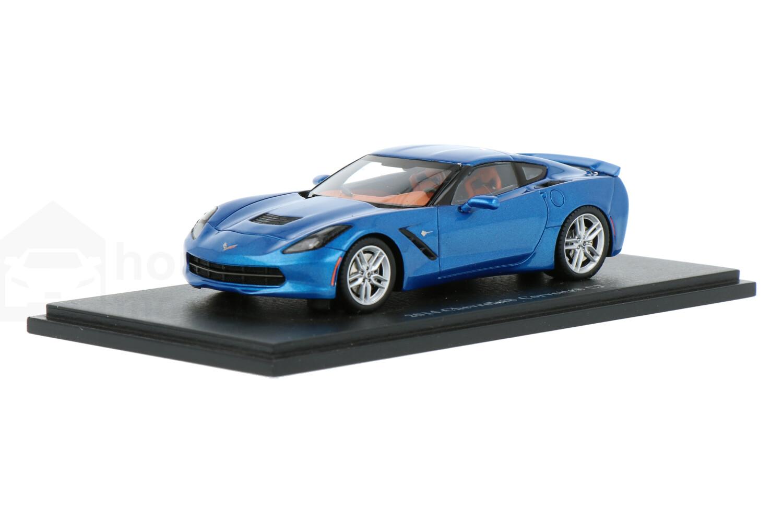 Chevrolet Corvette C7 - Modelauto schaal 1:43