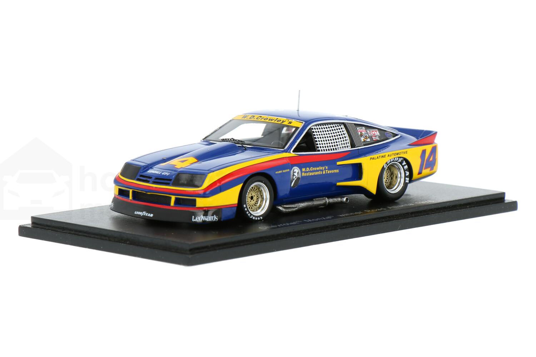 Chevrolet Monza - Modelauto schaal 1:43