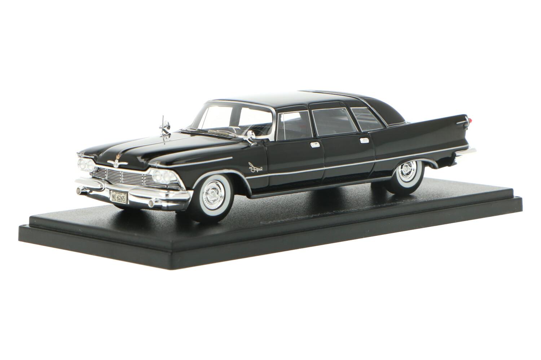 Chrysler Crown Imperial Ghia Limousine - Modelauto schaal 1:43