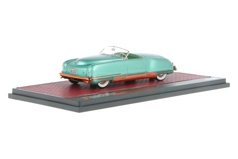 Chrysler Thunderbolt Concept Le Baron Open - Modelauto schaal 1:43