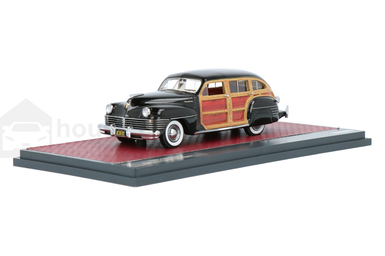 Chrysler Town & Country Wagon - Modelauto schaal 1:43
