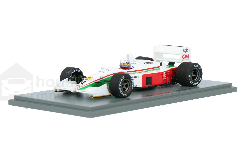 Coloni Racing FC189B - Modelauto schaal 1:43