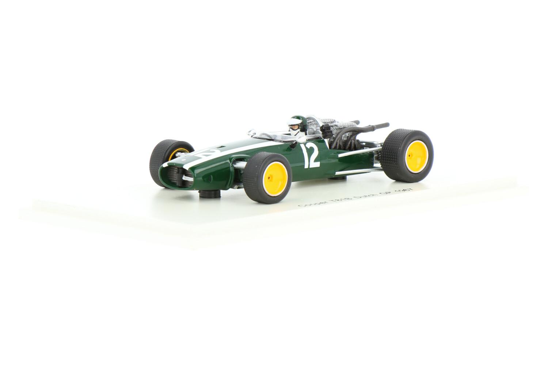 Cooper T81B - Modelauto schaal 1:43
