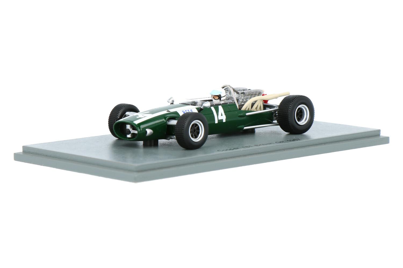 Cooper T81 - Modelauto schaal 1:43
