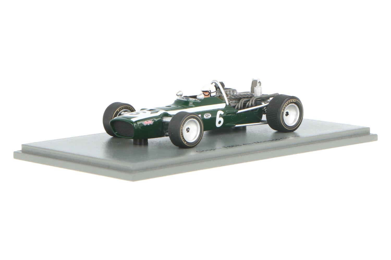 Cooper T86B - Modelauto schaal 1:43