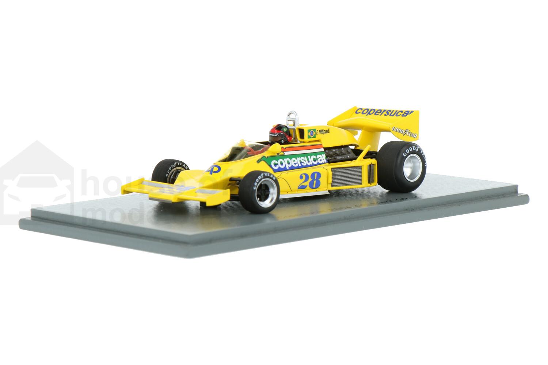 Copersucar FD04 - Modelauto schaal 1:43
