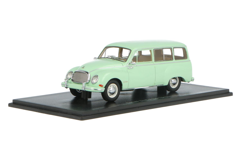 DKW 3=6 F94 Universal - Modelauto schaal 1:43