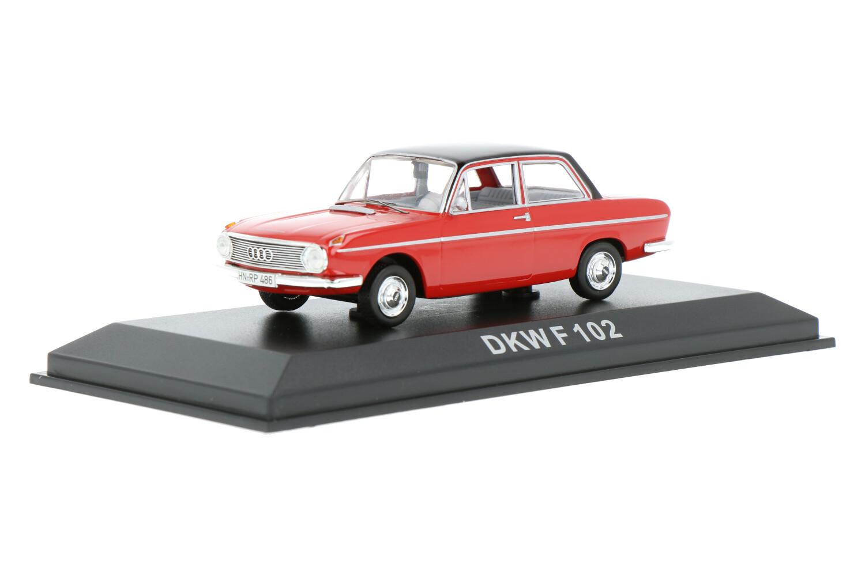 DKW F102 - Modelauto schaal 1:43