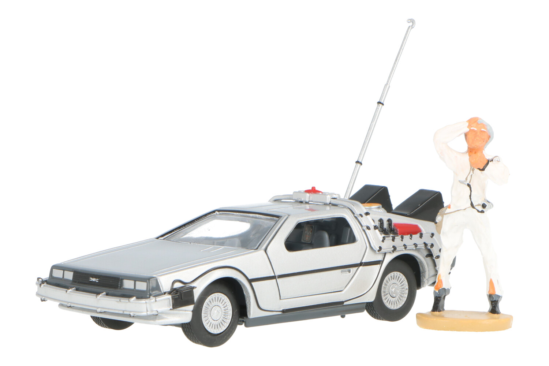 DeLorean DMC12 - Modelauto schaal 1:43