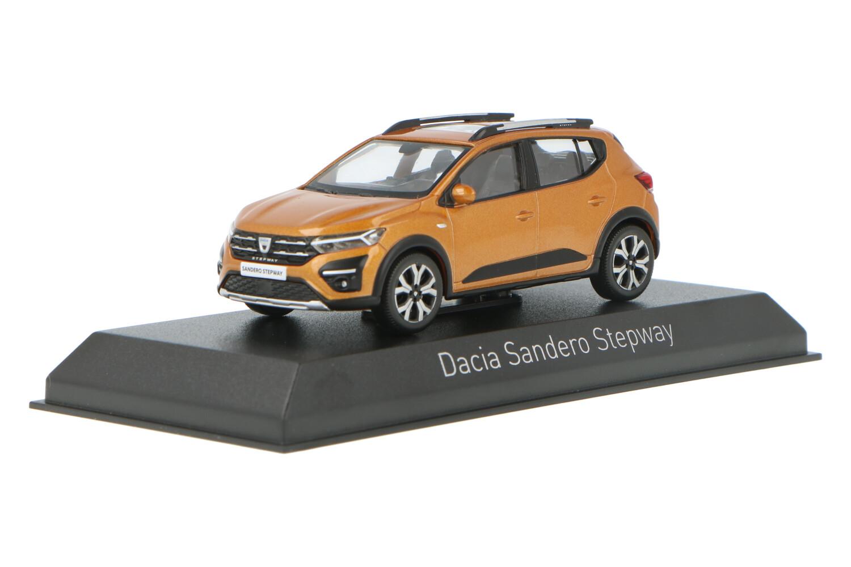 Dacia Sandero Stepway - Modelauto schaal 1:43