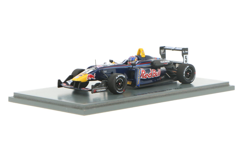 Dallara F314 - Modelauto schaal 1:43