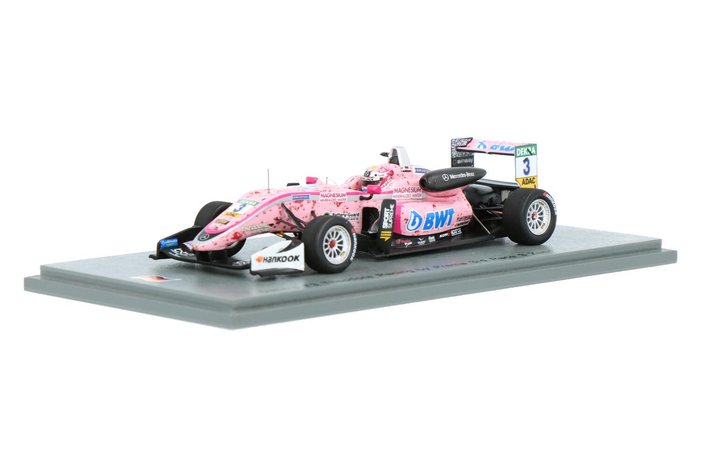 Dallara Mercedes - Modelauto schaal 1:43